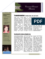 CRM Newsletter-Quarterly April 2008
