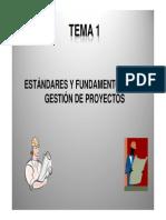 Ficha 1. Project management