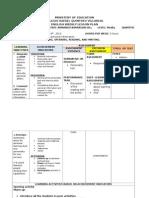 Planes Semanales 2015