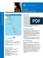 Vanuatu Tropical Cyclone Pam Situation Report #5 23 Mar 2015