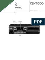 Kenwood TK-7102 (Manual de Servicio)