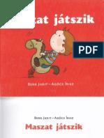 Berg Judit_Maszat játszik