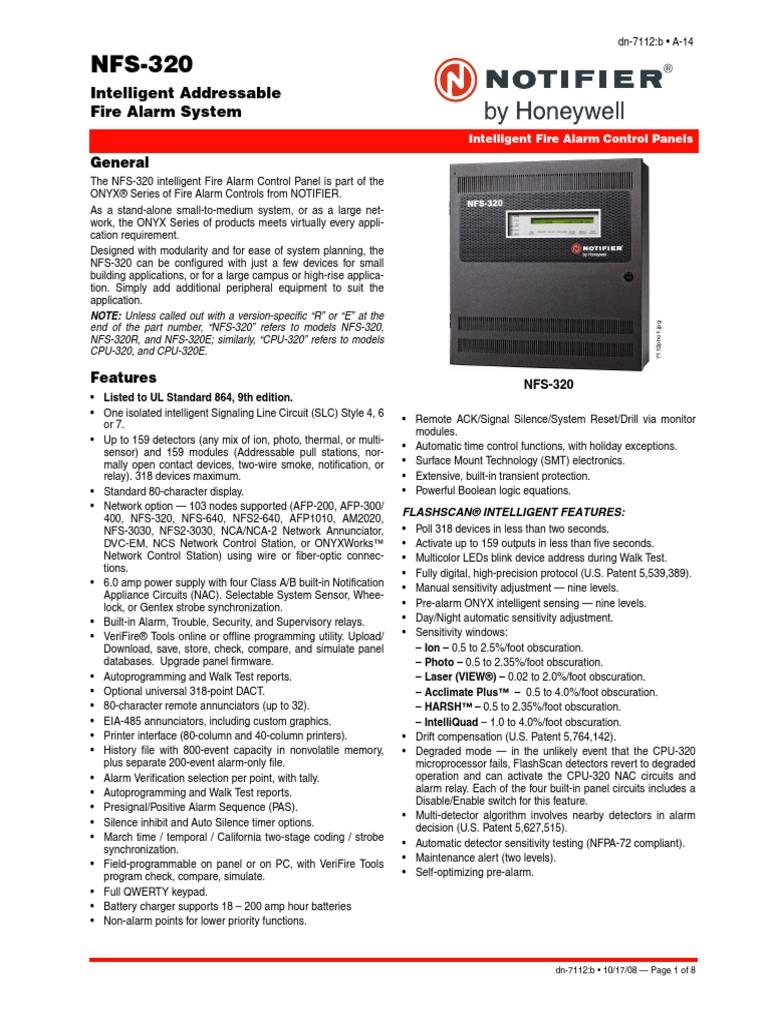 Data NFS 320 | Computer Network | Computing