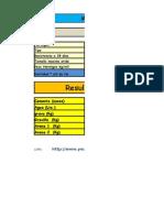 Plantilla Dosificacion IDIEM
