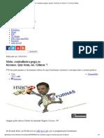 Melo_ Roubalheira Pega Os Tucanos