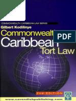 Commonwealth Caribbean Tort Law 2ed