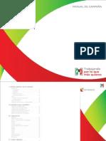 Manual de Campaña PRI 2015