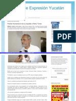 22-03-2015 Partido Humanista Le Da Su Respaldo a Nerio Torres