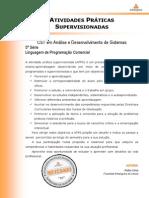 ATPS Linguagem Programação Comercial