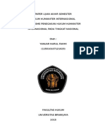 UAS Hukum Humaniter Internasional