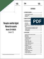 Manual Usuario Tdh Decodificador Gris