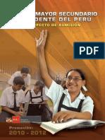 Prospecto Colegio Presidente Del Peru