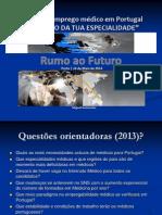 O Futuro Do Emprego Médico Em Portugal