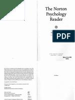 Norton Psychology Reader