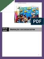 Índice Manual Ufcd 4291 - Animação Socio-educativa