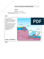 Barrage Et Materiaux