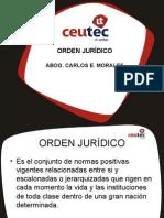 Presentación Orden Jurídico