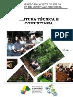 Relatório PMEA 2014