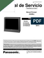 Panasonic CT-F3431E CT-F3431XE CT-3441LE Service Manual.pdf