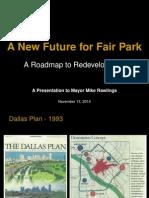 Di Mambro Fair Park Plan