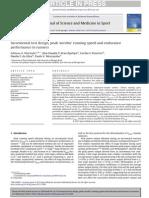 Incremental test design, peak 'aerobic' r  unning speed and endurance performance in runners.pdf