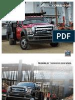 2014 Ford F550 Super Duty