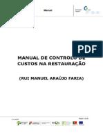 Manual de Controlo de Custos Na Restauração - Final