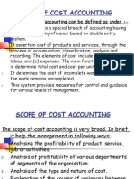 Cost Accounting Presentations
