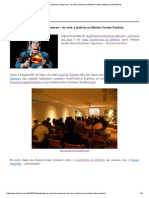 Quadrinheiros Explicam_ Superman – Do Mito à História Na Martins Fontes Paulista _ Quadrinheiros