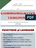 2. Módulo Communicative Language Teaching -  2015