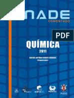 enade quimica 2011