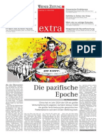 """""""DIe Pazifische Epoche"""", Wiener Zeitung EXTRA vom 14032015"""