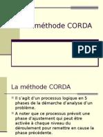 La m%E9thode CORDA