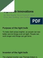 lightbulb innovations