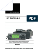 Manual Ic 706mkiig