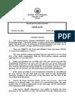 2014 Philippine Bar Exam Civil Law