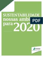 Lafarge - Ambitions 2020