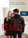 The Remedy by Suzanne Young (Extended Excerpt)