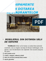 Salonul de Servire