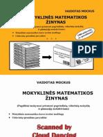 Mokyklines Matematikos Zinynas (2007)