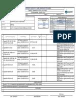 141124 Inspección QC_DuctoT6_R-164B_Soporte MH Con Doble Travesaño
