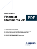 Airbus Group N.V. Financial Statements 2014.pdf