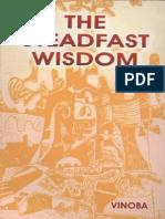 Steadfast Wisdom