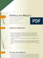 Política en México