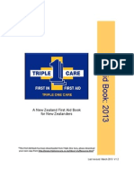 Triple One Care First Aid Book March 2013