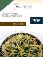 Cultivo de Cactus y Suculentas