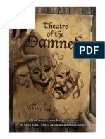 WFRP Adventure Theatre Damned