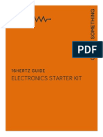 16Hertz Electronics Starter Kit Guide