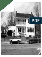 Robert Small Residence, 295 Main Street, Waynesville, Ohio