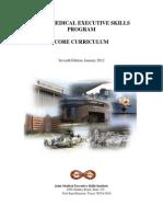 core curriculum 7th ed